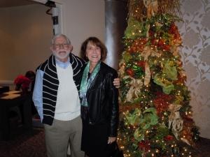 Ken & Diane at Mcc Tennis Holiday Pary 2014